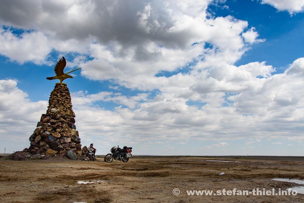 Mit dem Motorrad von Deutschland in die Mongolei